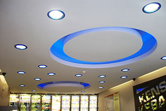 Suspended Ceiling Installation And Design Suspended